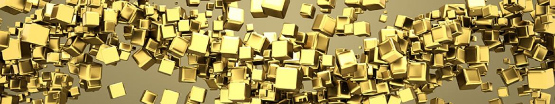 Скинали с золотым блеском