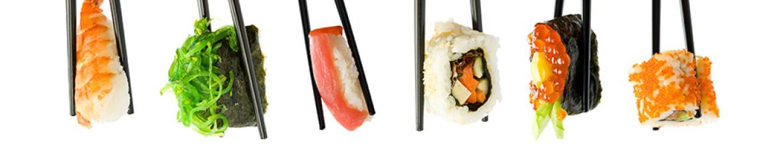 Панели для кухни Суши и роллы