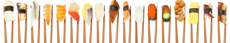 Скинали Вкуснейшие японские суши