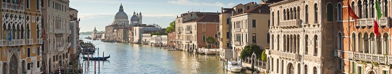 Стеклянный фартук Сказочная Венеция