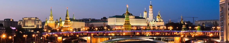 Кухонный фартук Красочная Москва