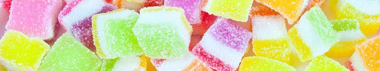 Панели для кухни Мармелад в сахаре