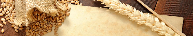 Фартук для кухни Пшеница на доске