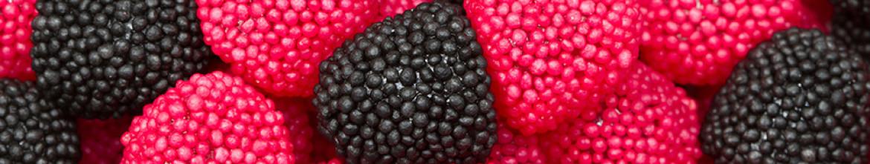 Стеклянные панели Сочные ягоды