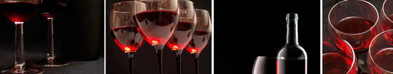 Фартук из стекла Французское вино