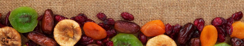Стеклянные панели Засушенные фрукты