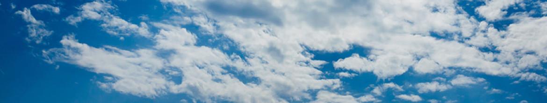 Панели из стекла Повышенная облачность